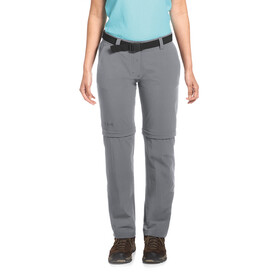 Maier Sports Nata 2 Zip Off Pants Women sleet